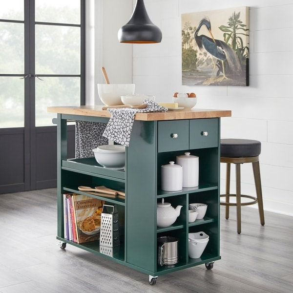 angelo:HOME Boston Kitchen Island/Cart. Opens flyout.