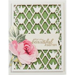 Spellbinders Card Creator Card Front Die-