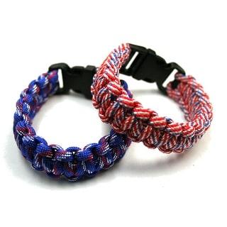 USA Para Cord Bracelet