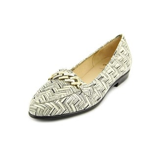 Amalfi By Rangoni Oste N/S Pointed Toe Leather Loafer