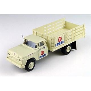 CMW CMW30429 84 Lumber - 1960 Ford F-500 Stake Bed Model Model Truck