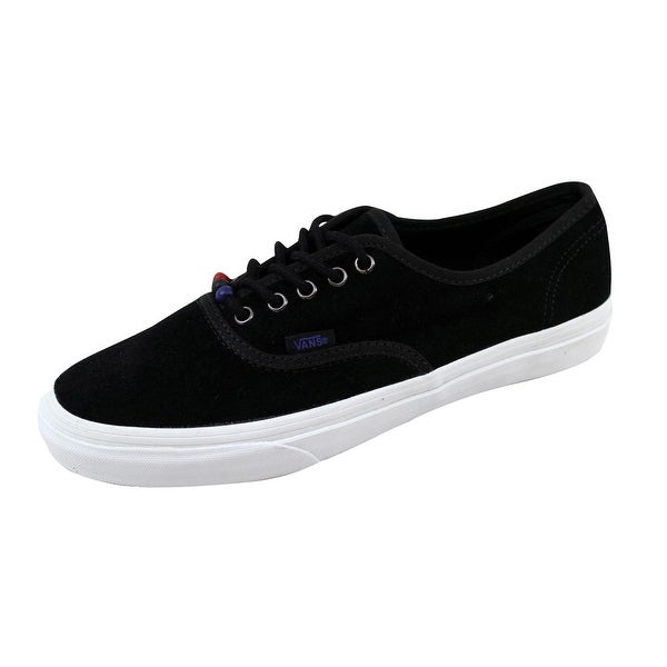 Vans Men's Authentic Slim Quiet Shadow/True White VN-0QEV75V Size 8