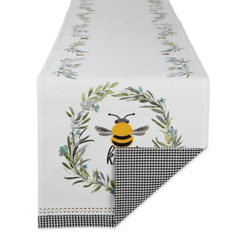 DII Bee Kind Apron with Pocket