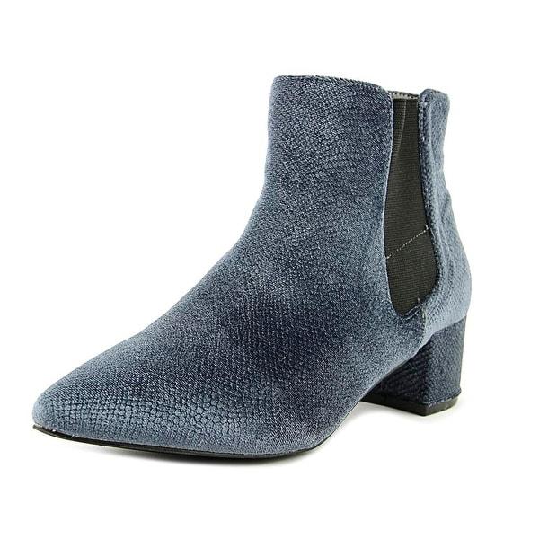 Fergie Sandy Blue Boots