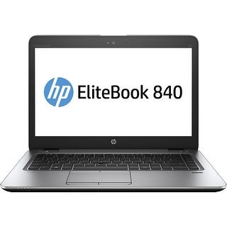 HP Elite Book 840 G3 1LN81UC Notebook PC - Intel Core i7-6600U (Refurbished)