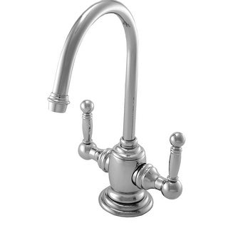 Newport Brass 107 Nadya Double Handle Hot / Cold Water Dispenser from the 940 Series