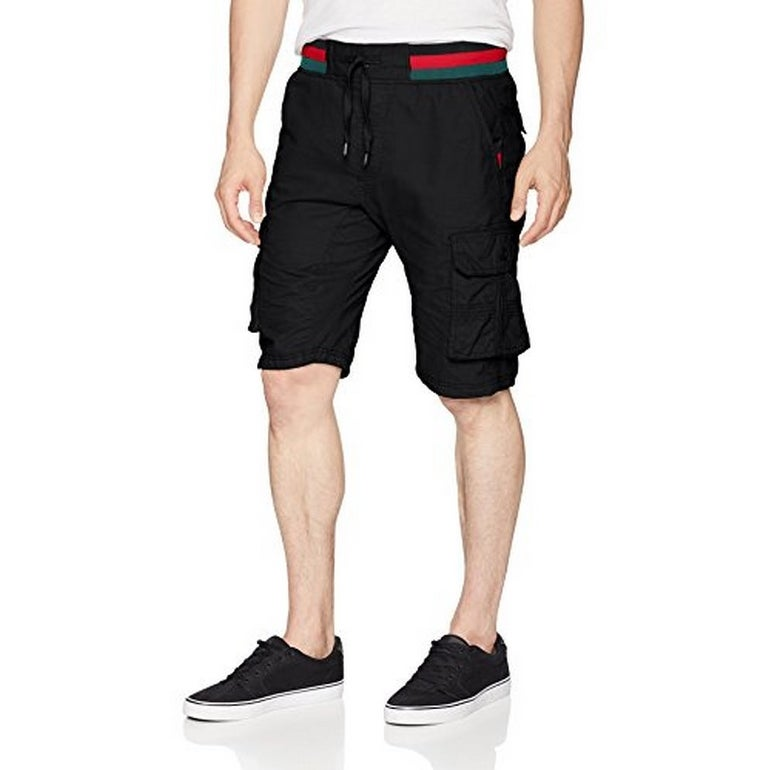 c55cfb19e0 Shop Southpole Mens Mini Canvas / Easy Cargo W/ Strip Waist - Free Shipping  On Orders Over $45 - Overstock - 22200135
