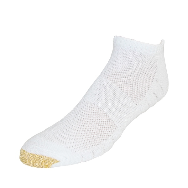 Gold Toe Aqua FX Liner Sock with Comfort Tab (3 Pair Pack)