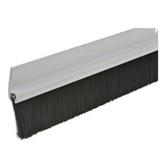 Frost King C35PH Plastic and Brush Door Sweep, 1-1/2'' x 36''