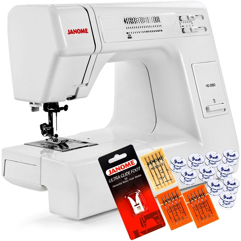 Janome Sewing Needlework Shop Our Best Crafts Sewing Deals Enchanting Omega 3000 Sewing Machine
