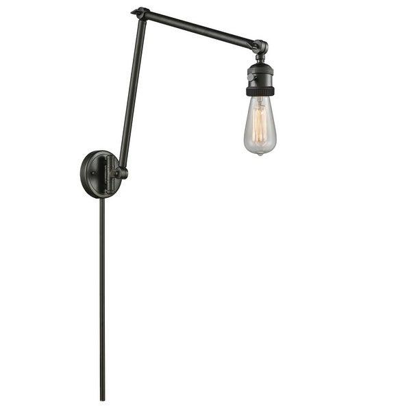 Innovations Lighting 238 Bare Bulb 1 Light 30 Tall Wall Sconce