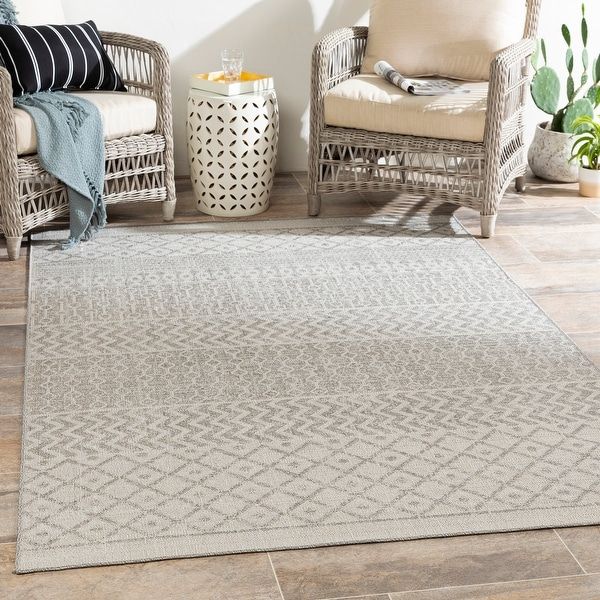 Gracela Indoor / Outdoor Moroccan Area Rug. Opens flyout.