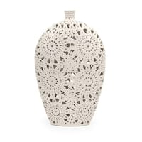 IMAX Home 1509 Large Lacey Vase - n/a