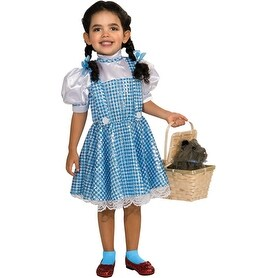 Girls Dorothy Sequin Halloween Costume