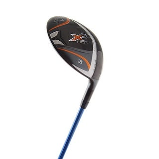 New Callaway X2 Hot 3-Wood ProLaunch Blue 65 R-Flex Graphite RH (NO HC)
