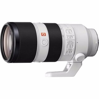 Sony FE 70-200mm f/2.8 GM OSS Lens - White