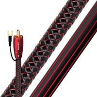 AudioQuest Irish Red RCA Male to RCA Male Subwoofer Cable - 16.4 ft. (5m)