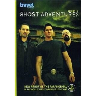 Ghost Adventures: Season 4 [DVD]