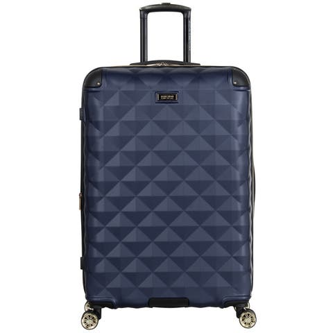"""Kenneth Cole Reaction Diamond Tower 28"""" Hardside Lightweight Expandable 8-Wheel Spinner Travel Checked Luggage"""