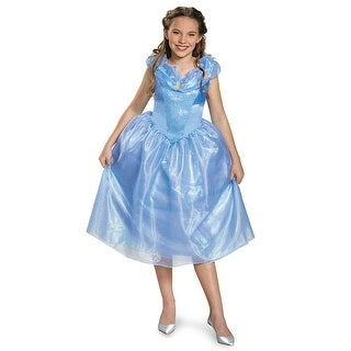 Tween Cinderella Movie Halloween Costume