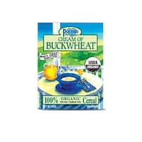 Pocono Cream of Buckwheat - Organic - Case of 6 - 13 oz.