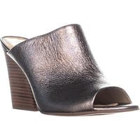 naturalizer Sloan Wedge Sandals, Gunmetal - 9.5 us / 39.5 eu
