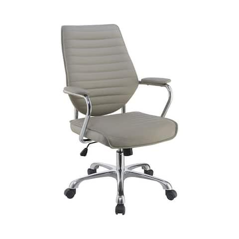 Keaton Height Adjustable Swivel Office Chair