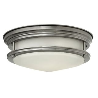 Hinkley Lighting 3302 2 Light Indoor Flush Mount Ceiling Fixture from the Hadley Collection