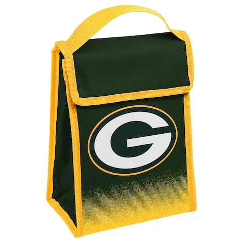 FOCO Gradient Lunch Bag, Green Bay Packers - Multi-Color