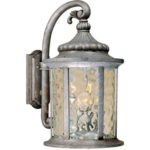 Vaxcel Lighting OW39053 Bathesda 6 Light Outdoor Wall Sconce - 15.5 Inches Wide