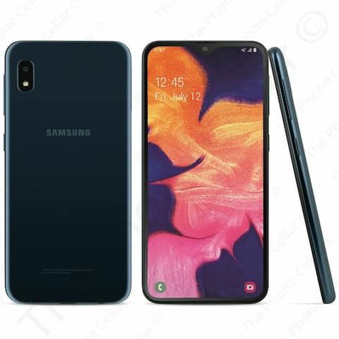 Samsung Galaxy A10e 32GB SM-GA102U Black Verizon Refurbished Smartphone