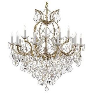 Gallery Lighting Maria Theresa Crystal Chandelier Pendant Lighting Fixture
