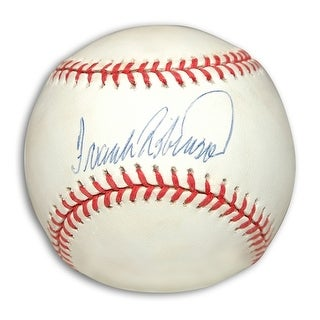 Autographed Frank Robinson Baseball