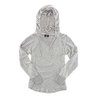 Link to Boxercraft - Women's Cuddle Fleece V-Neck Hooded Pullover Similar Items in Loungewear