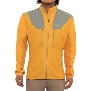 La Sportiva Men Oxygen Windbreaker Vest Vest Mid Grey
