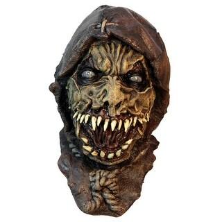 Zombie Dark Scarecrow Wizard of Oz Costume Mask