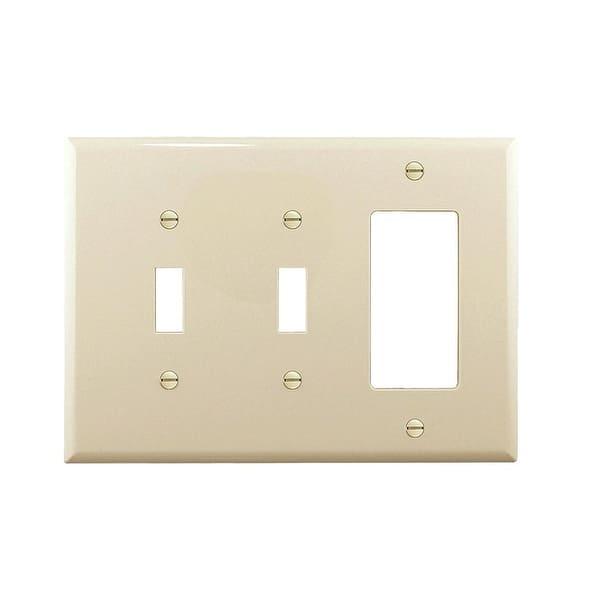 Pj226la Toggle Decorator Wall Plate