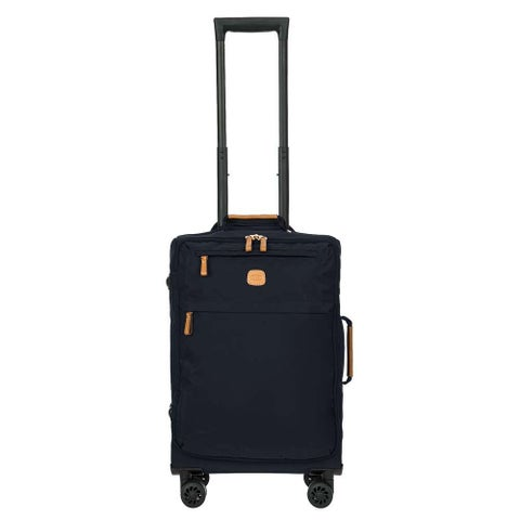 Bric's X-Bag 2.0 21 Inch Carry On Spinner, Navy