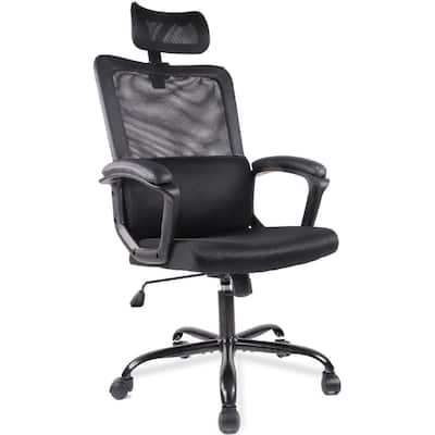 SMUGDESK Mesh Chair Desk Chair Computer Office Chair - 25in wide x17in deep x46in high
