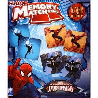 Ultimate Spiderman Floor Memory Match
