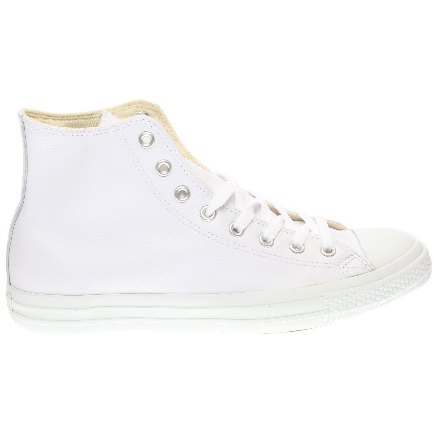 Shop Converse Mens All Star Specialty Hi Leather Lace Up