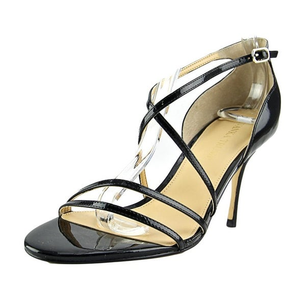 Ivanka Trump Garis 2 Women Open Toe Canvas Sandals