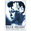 ''Billie Holiday: Town Hall NYC, 1946'' by Anon African American Art Print (24 x 17 in.) - Thumbnail 0