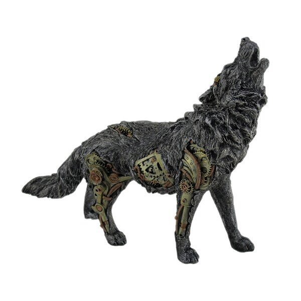 Wolf Statues For The Yard Tyres2c