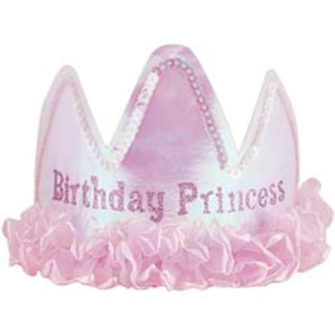 Pink - Birthday Princess Tiara 1/Pkg