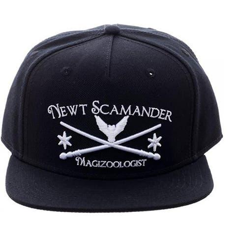 Fantastic Beasts Newt Scamander Magizoologist Snapback Hat - multi