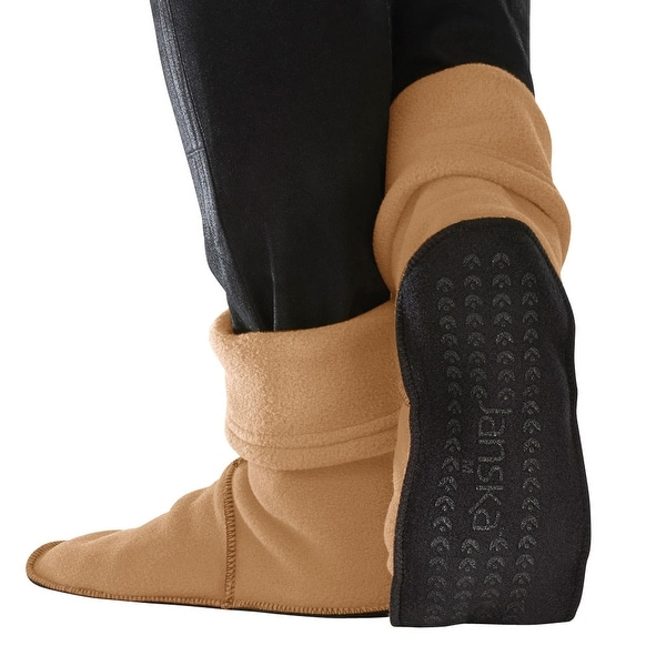 Unisex Adult Janska Nonskid Slipper MocSocks