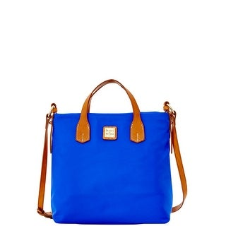 Dooney & Bourke Windham Cleo Letter Carrier (Introduced by Dooney & Bourke at $178 in Jan 2016) - French Blue