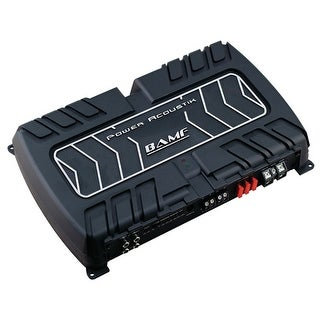 Power Acoustik OW-BAMF1-5000D BAMF 5000w Max Class D Mono