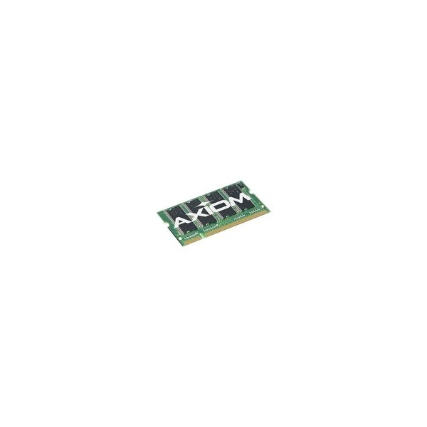 Axion KTT533D2/2G-AX Axiom 2GB DDR2 SDRAM Memory Module - 2GB - 533MHz DDR2-533/PC2-4200 - Non-ECC - DDR2 SDRAM - 200-pin